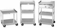 Stainless Steel Cart 2 Shelve
