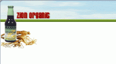 Ginseng Root - Energy Drink