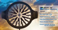 Honeywell Wind Turbine WT6500