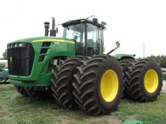 JOHN DEERE 9430 4 WD Tractor 2011