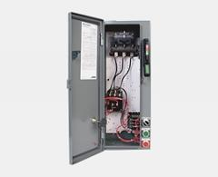 Combination Lighting Contactor with Disconnect