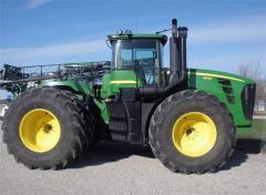 JOHN DEERE 9630 4WD Tractor 2011