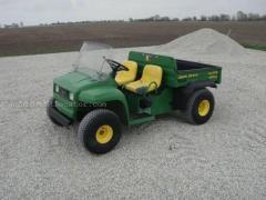 Utility Vehicle JOHN DEERE 4X2
