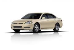 Vehicle Chevrolet Impala LS 2012