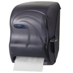 Smart System with IQ Sensor Towel Dispensers
