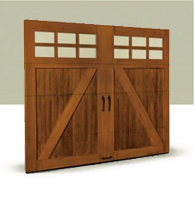 CANYON RIDGE® Garage Doors