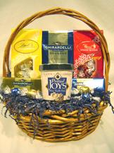Simply Sinful Gift Basket