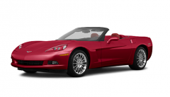 Vehicle Chevrolet Corvette Convertible 3LT 2011