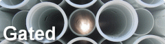 WaterGate™ surface irrigation pipe