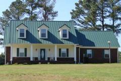 Concealed Fastener Metal Roofing