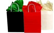 Gloss Tint Shopping Bags