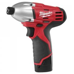 Milwaukee M12 Li-ion Impact Drill Kit