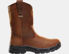 Wellington QC HD Steel Toe Work Boots