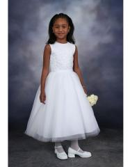 Beaded Communion Gown