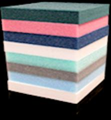 Thick, Single-Layer Extruded Foam Plank