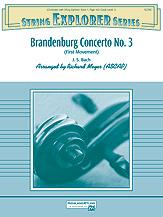 Brandenburg Concerto No. 3 Bach/Meyer
