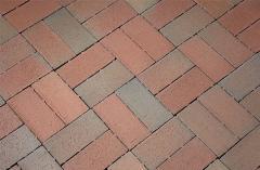 Brick Pavers: Regimental Full Range Wire Cut