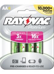 Platinum Rechargeables