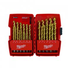 29 PC Milwaukee® Thunderbolt® Titanium Coated