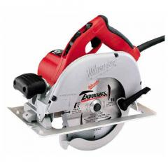 "7-1/4"" Left Blade Circular Saw with Case"