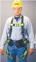 Tower Climbing Harness E650-88