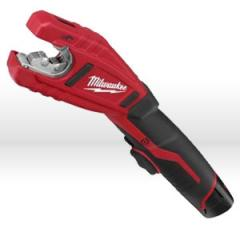 Milwaukee - Cordless Copper Tube Cutter