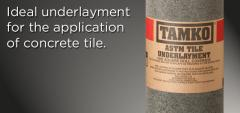 ASTM Tile Underlayment
