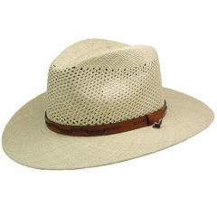 Stetson Airway Natural Straw Hat