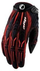 Dye C7 Men's Paintball Gloves - Medium - Red