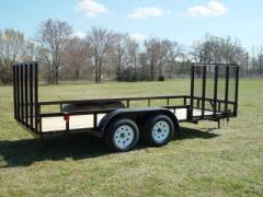 Falcon Standard Duty Trailer