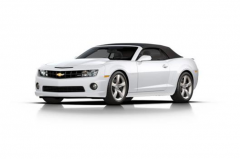 Vehicle Chevrolet Camaro Convertible 2SS 2012