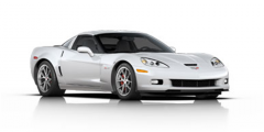Vehicle Chevrolet Corvette Z06 3LZ 2013