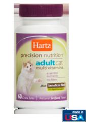 Hartz® Precision Nutrition™ Adult Cat Vitamins