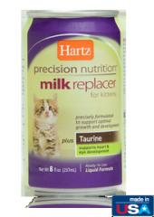 Sucedáneos de leche para gatos