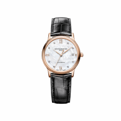 BAUME AND MERCIER 33MM CLASSIMA 18K GOLD Watches