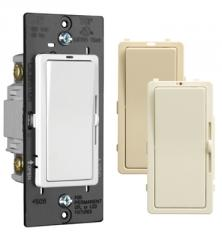 Harmony CFL/LED Dimmer with Interchangeable Face,