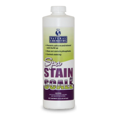 Spa Stain & Scale Removes Harmful Minerals