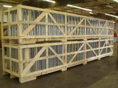 Open Slat Crates