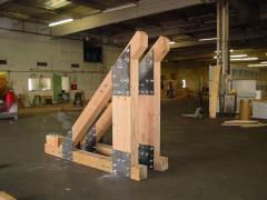 Heavy Duty Wood Skids