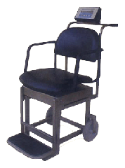 Digital Chair Scale Model SCS-440