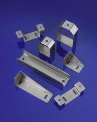 Steel Brackets and other Accessories