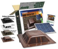 Lomanco® Omni Solar Vent OSV40