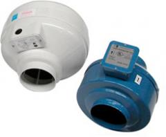 High Pressure Duct Booster® Exhaust Fans