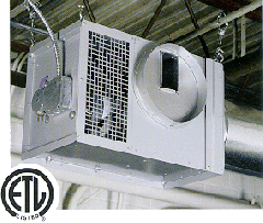 Commercial Combustion Air In-Forcer