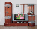 Cherry Wenge Entertainment Centers