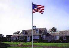 Fiberglass Residential Flagpoles