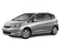 Honda Fit Hatchback New Car