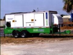 Pump installations Quietzone