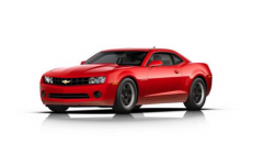 Vehicle Chevrolet Camaro Coupe 2LS 2012