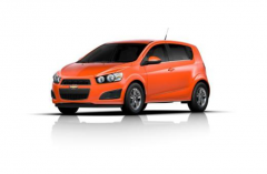 Vehicle Chevrolet Sonic Hatch 2LT 2012